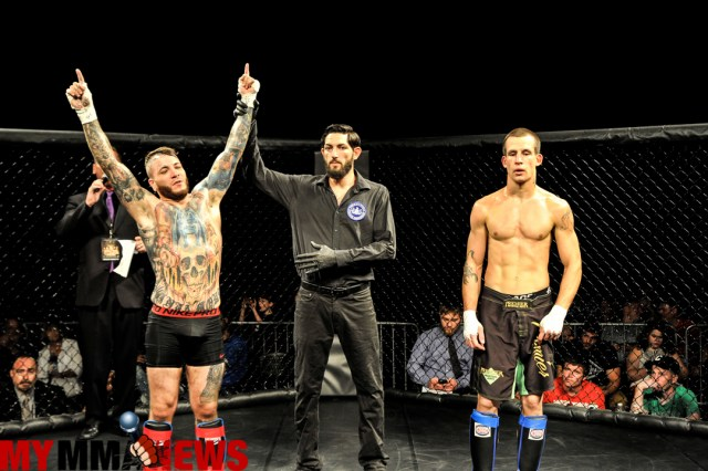 """""""Never Die"""" Nick Mimoso takes home some new hardware at NAGA"""