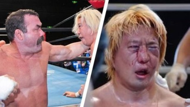 #FreeFightFriday – Don Frye vs Yoshihiro Takayama