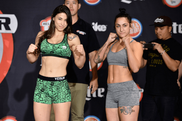 Official Photos, Results & Video of Today's Bellator 159 Weigh-Ins