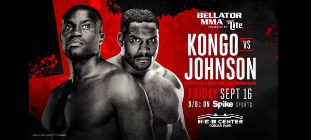 Bellator 161 in Texas