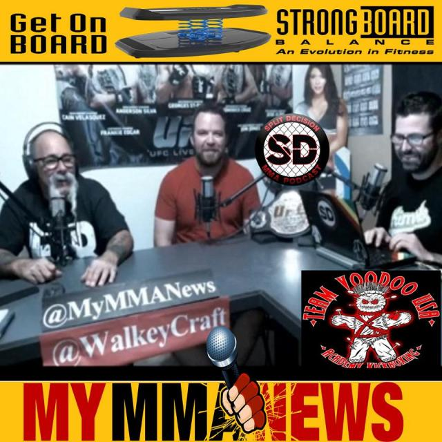 Split Decision MMA Podcast:  Brock, Rory, Cung, Diaz, and more