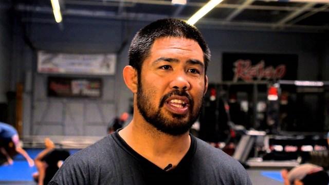 Mark Munoz returns to Manila to promote UFC Fight Night