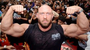 Former WWE wrestler Ryback interested in Bellator MMA