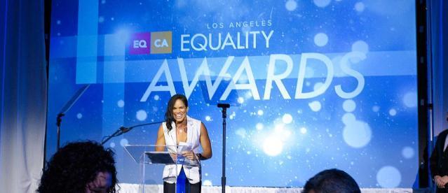 UFC champ Amanda Nunes honored with Equality Visibility Award