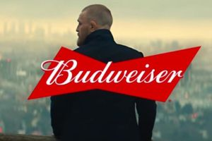 Conor McGregor Budweiser commercial