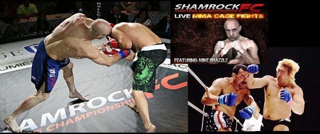 Mike Brazzle wants Takayama vs Don Frye type fight at Shamrock FC 275