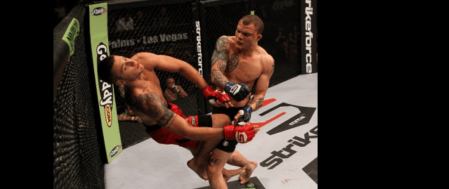 Anthony Smith:  USADA only ever tested me once, never pre or post fight