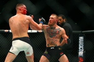 Conor McGregor vs Nate Diaz 2 at UFC 202 breaks UFC Pay-Per-View record - Photo from USA Today