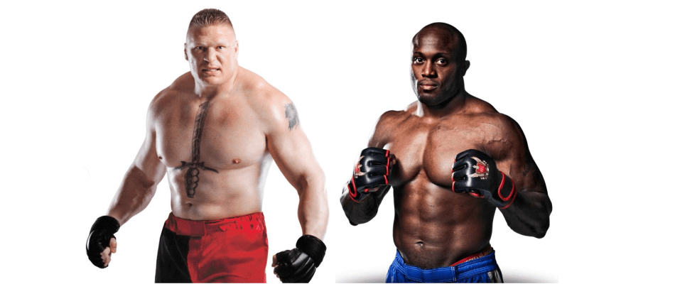 Bobby Lashley wants MMA fight with Brock Lesnar