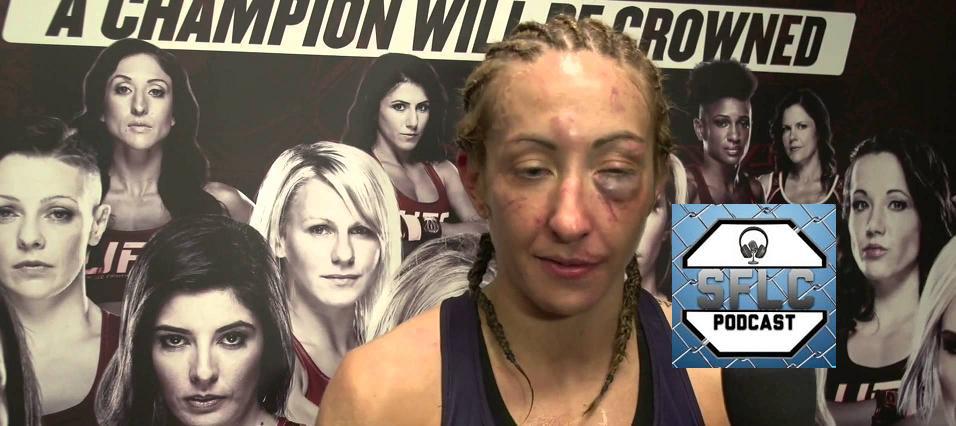 Heather Jo Clark talks Alexa Grasso, fighting internationally, TUF 20, & more