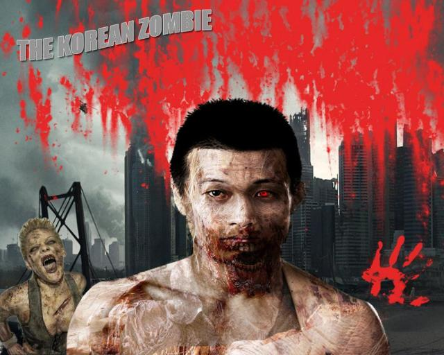 'Korean Zombie' Chan Sung Jung