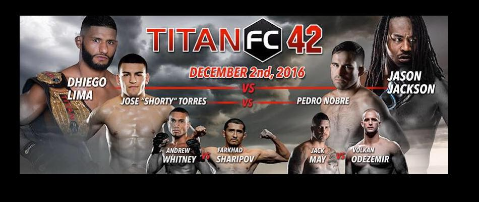 Three More Bouts Added to Titan FC 42 on UFC Fight Pass