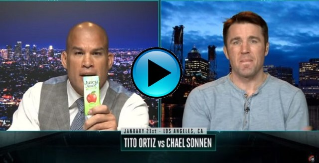 WATCH: Bellator 170: Ortiz vs. Sonnen Kickoff Press Conference – 6:15 pm EST