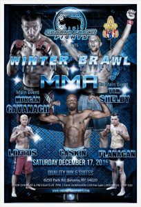 Ground Force Fights - Winter Brawl