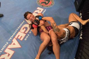 Invicta FC 20 competitor Ashley Yoder makes quick turnaround for UFC Albany