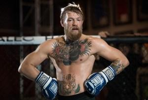Conor McGregor boxing