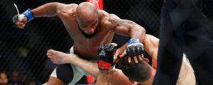 Yoel Romero suspended 60 days for UFC 205 post fight celebration