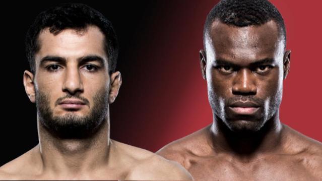 UFC Fight Night 99 results:  Uriah Hall vs. Gegard Mousasi 2