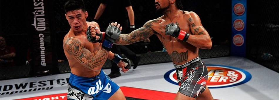 Knockout earns 'Killa Kayne' welterweight crown at VFC 54