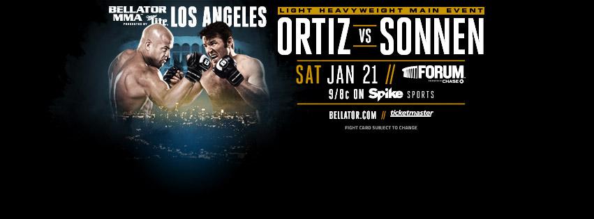 Bellator 170 Weigh-ins LIVE Stream – Watch Here – Chael Sonnen vs. Tito Ortiz