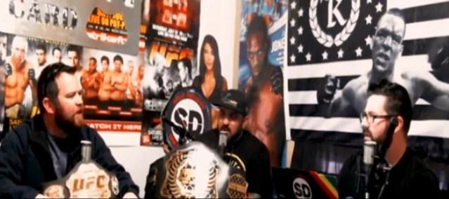 Split Decsion MMA Podcast – Rich Treas in studio, Goldberg statement, more