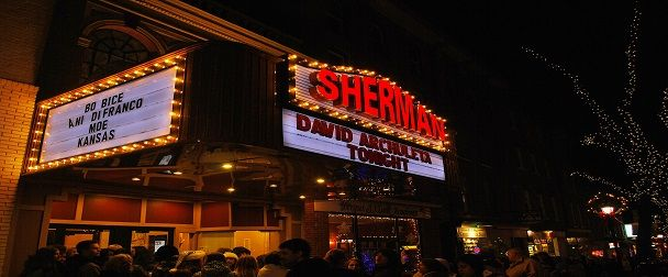 Sherman Theater   Stroudsburg, PA