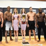 GLORY 38 and GLORY 38 SuperFight Series Weigh-in Results