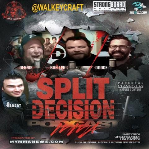 Split Decision MMA Podcast:  Jake Shields saves man, Trump travel ban, more
