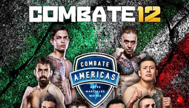 Combate Americas Announces Complete Fight Card For Tijuana on March 30