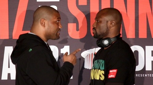 "Quinton ""Rampage"" Jackson: ""King Mo Can Fat Shame Me All He Wants But I Come to Fight"""