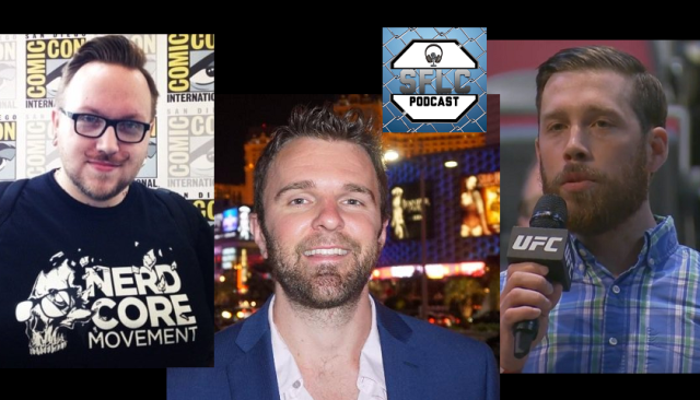 SFLC Podcast: Between The Links – Episode 3 – Damon Martin, James Lynch, Mike Dyce