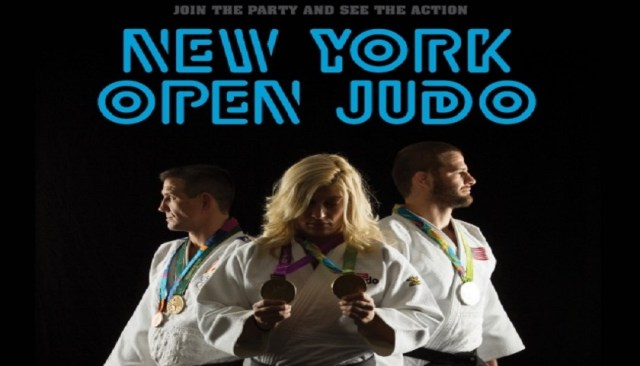New York Open Judo Championship – Sunday, March 26