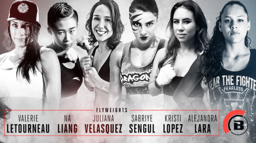 Bellator Bolsters Women's Flyweight Division With Multiple New Signings