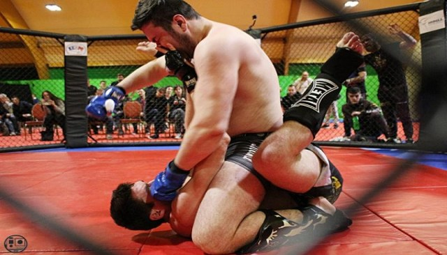 Results from Inaugural French MMA Championships sanctioned by WMMAA
