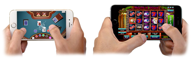 play casino games on your mobile phone via a USA Mobile Casino App