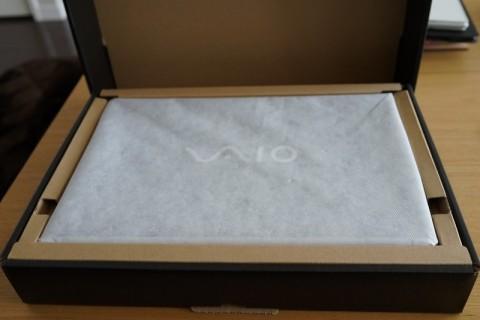 VAIO S13使用レビュー