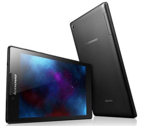 Lenovo TAB 2 Android 4.4 Phablet が1万2千円!