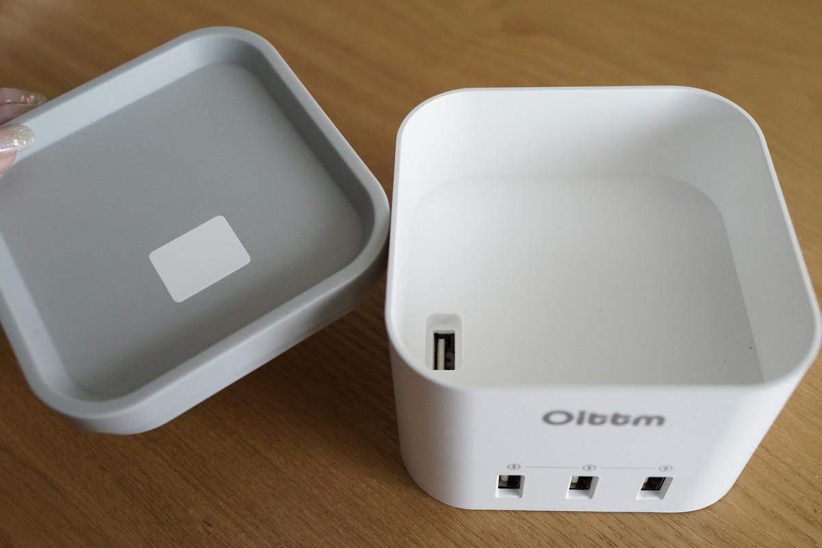Oittm 4ポート USB 充電スタンド Appleウォッチ専用ポート付き 使用感レビュー