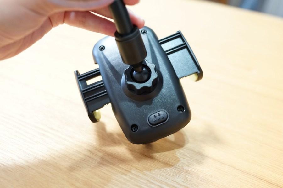 Omaker 3in1 スマホを固定する車載ホルダー レビュー