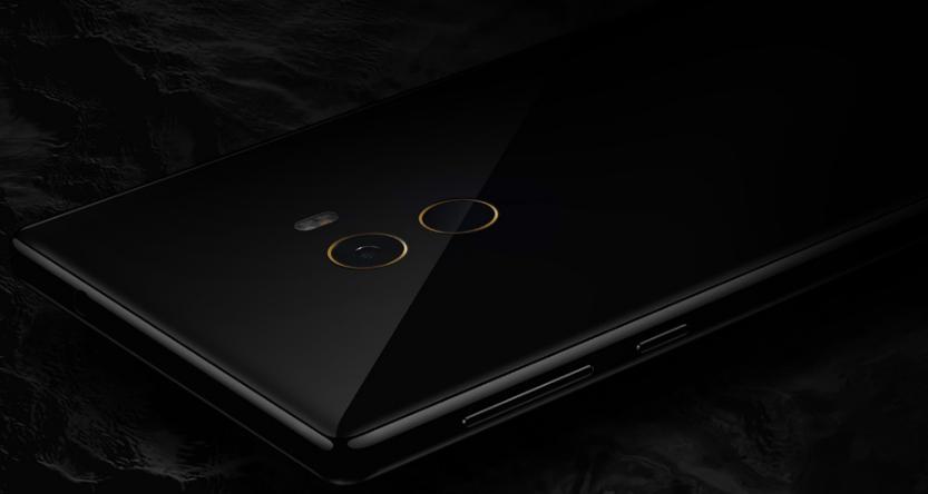 Xiaomi Mi MIXのカメラは1600万画素