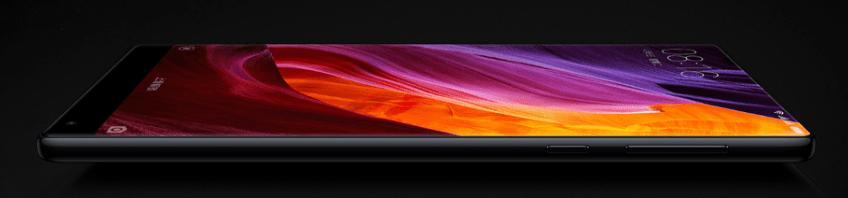 Xiaomi Mi MIXはIPSフルHDディスプレイ