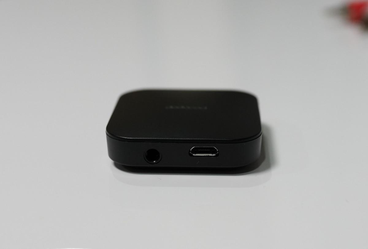 dodocool Bluetooth 送受信機レビュー テレビの音声をBluetoothで出力できる機械の使用方法参考写真