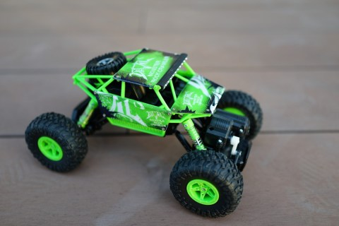 GoolRC NO.Q20A 1/18 2.4G RC カーレビュー