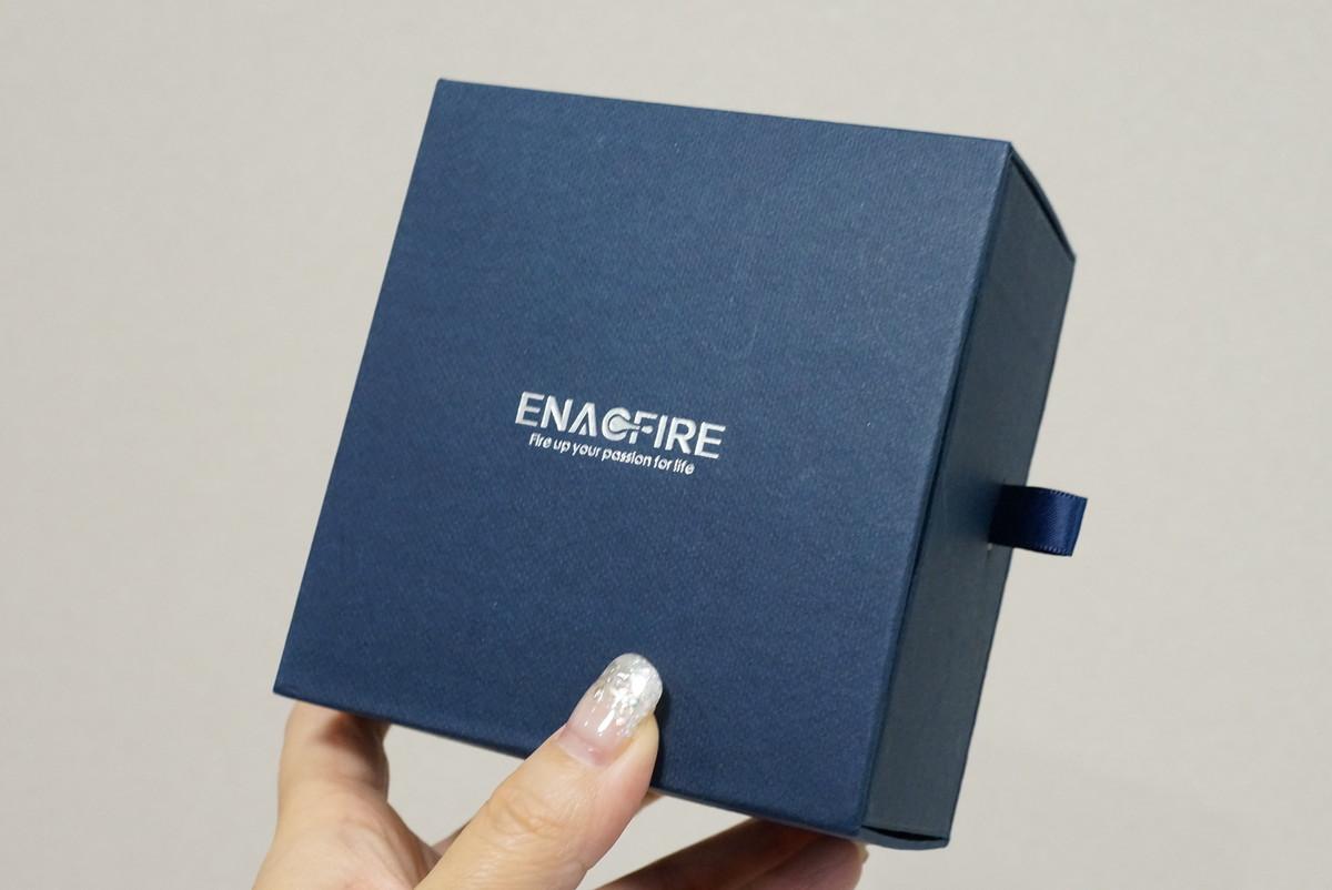 EnacFire bluetooth イヤホン CF8002 レビュー