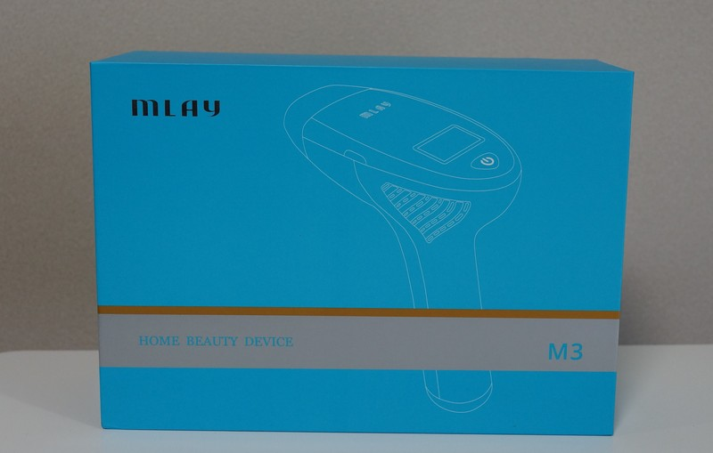 MLAY M3 IPL レーザー脱毛器レビュー 30000回使えて $123.99!