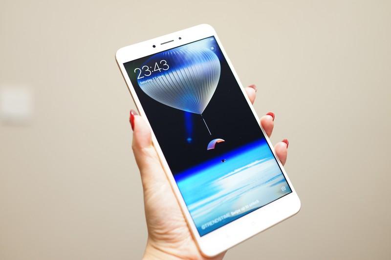 Xiaomi mi max 2 実機レビュー 外観参考写真