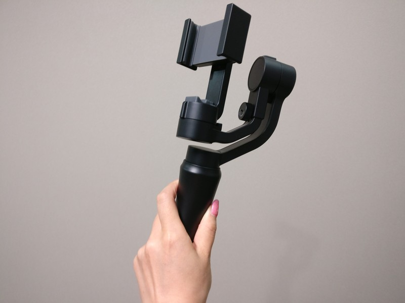 Zhiyun Smooth Q 3-axis Stabilization Gimbal のレビュー参考画像