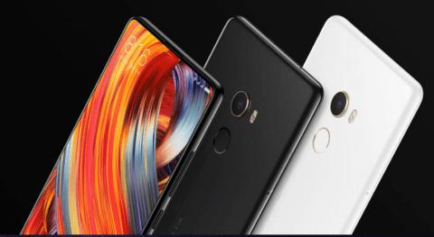 Xiaomi mi mix 2 がGearBestで$589.99で100台限定でフラッシュセール中!