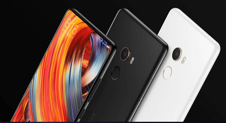 Xiaomi mi mix 2 詳細