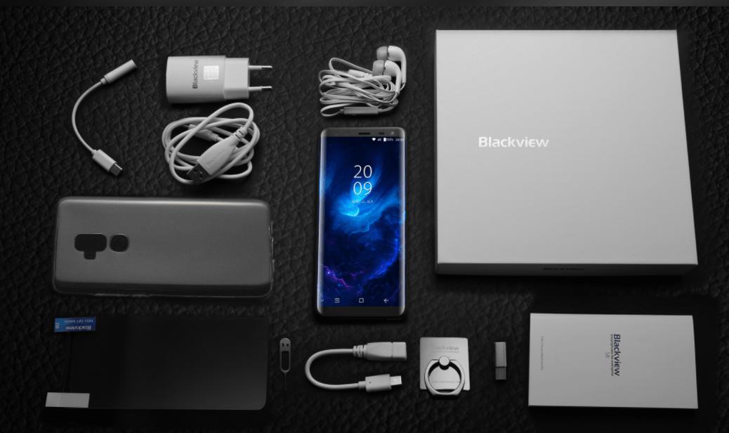 Blackview S8 詳細参考画像